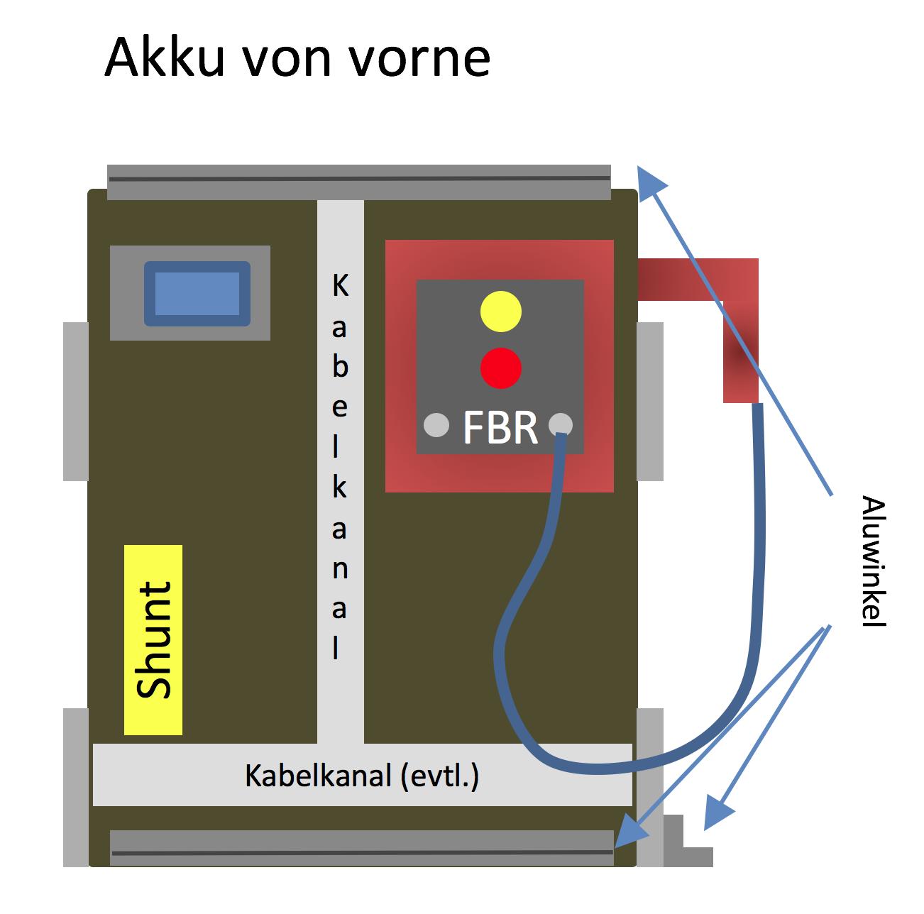Bau-Anleitung für einen LiFeYPo4 Akku -