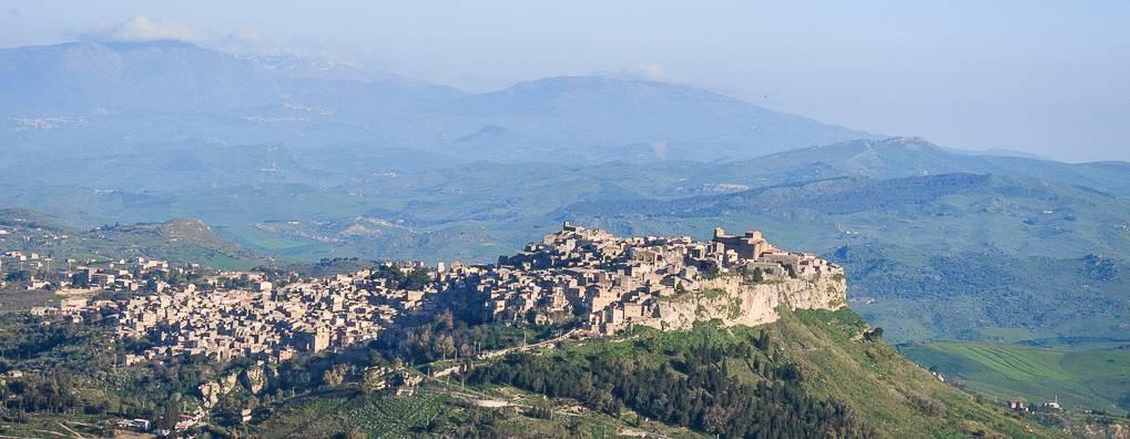 Rundreise durch Sizilien - Ins Landesinnere nach Enna