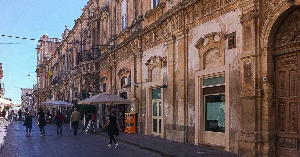 Rundreise durch Sizilien - Syrakus und Noto