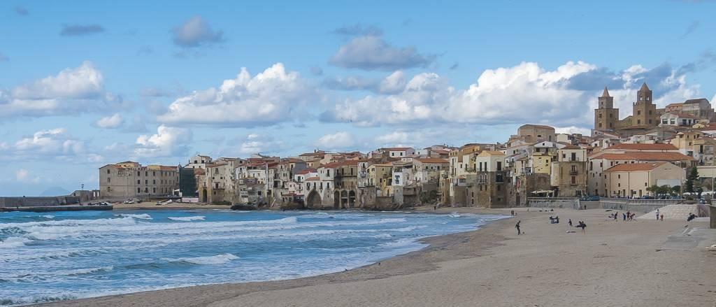 Rundreise durch Sizilien - Cefalu im Norden